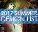 ankoROCK 2017 SUMMER DESIGN LIST